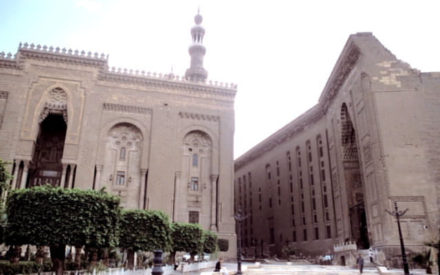 ar-rifai and sultan hassan mosques