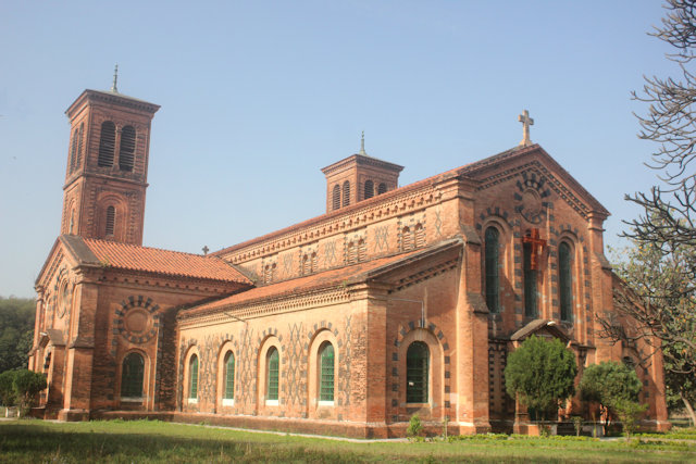 bareilly_st stephen's church