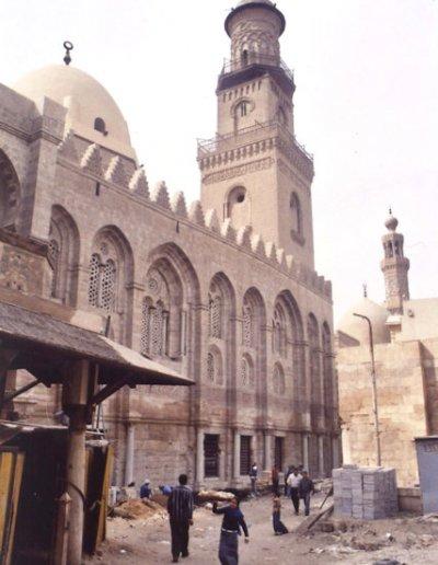 bein al-qasreen complex