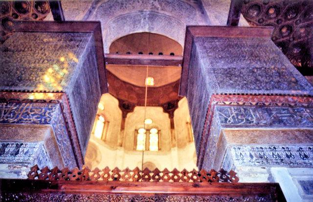 bein al-qasreen complex_mausoleum of qalaun