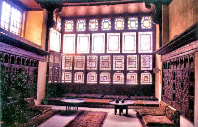 beit el-suhaymi_reception room