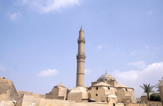 citadel_suleiman pasha mosque