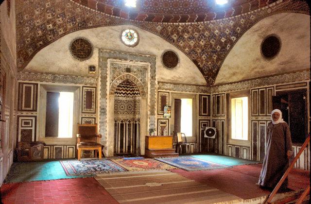 citadel_suleiman pasha mosque_3