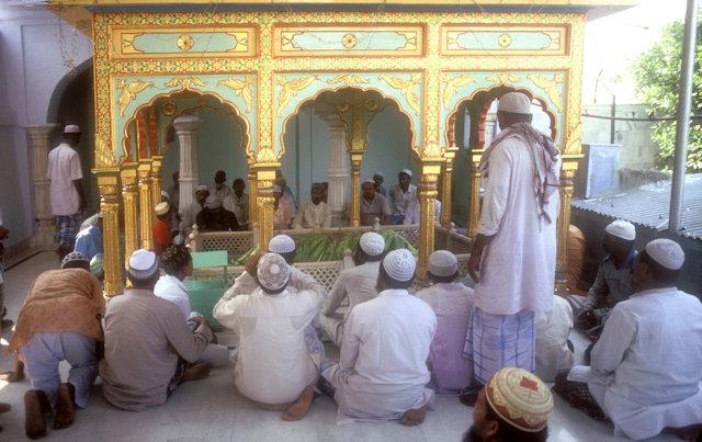dargah qutb sahib