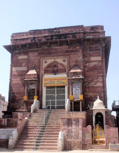 govardhan_harideva temple