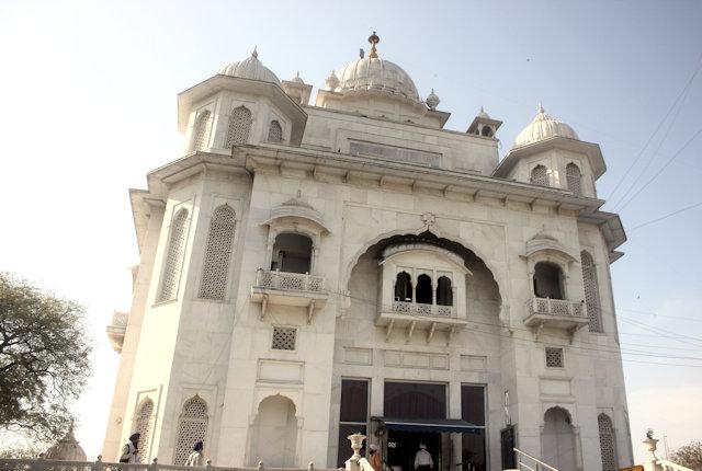 gurudwara of teg bahadur