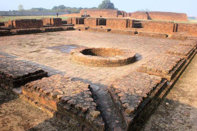 kapilavastu (piprahwa)_monastery ruins