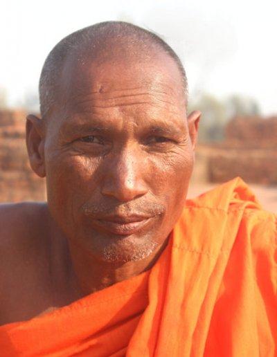 kapilavastu_buddhist devotee