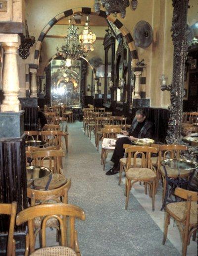 khan al-khalili_fishawi's coffee house