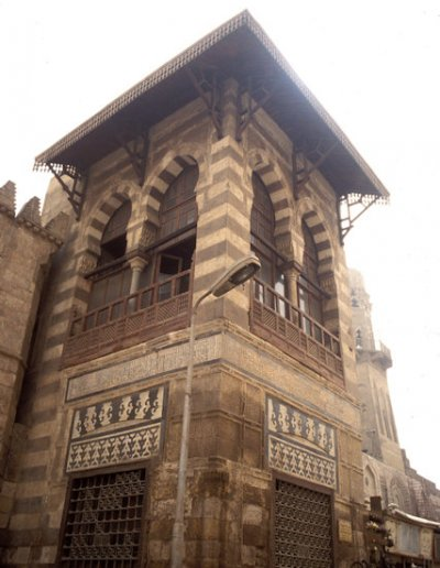 mamluk building