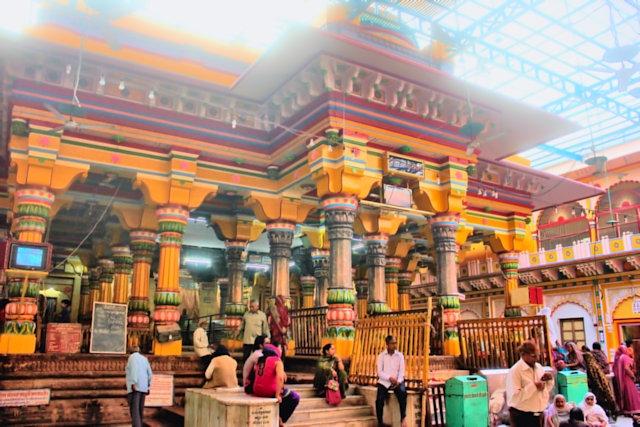 mathura_dvarakadhisha temple