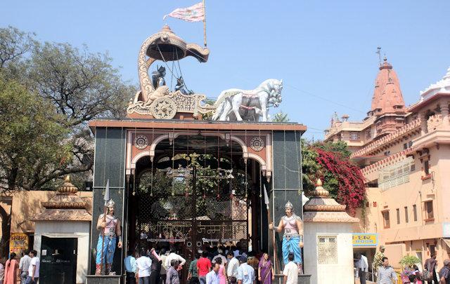 mathura_sri krishna janmabhoomi temple
