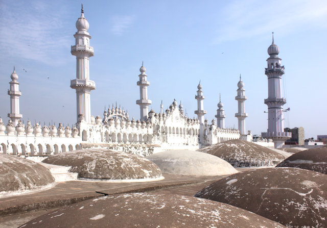 moradabad_jami masjid