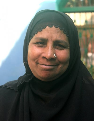 moradabad_muslim woman