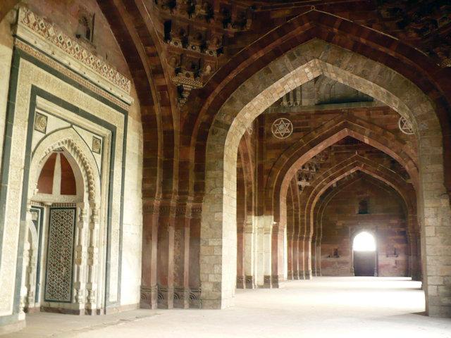 purana qila_qila-i-khuna mosque_2