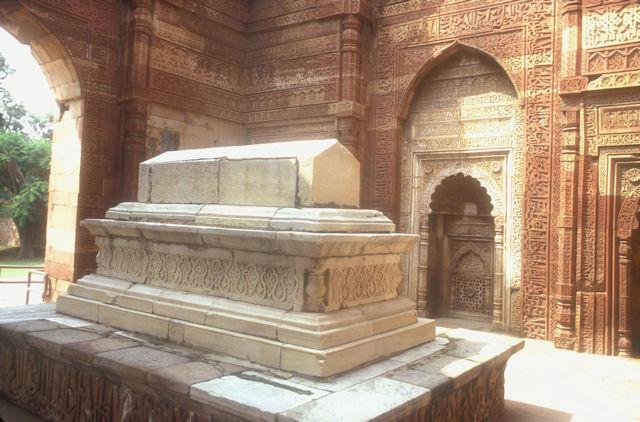 qutb minar complex_iltutmish's tomb