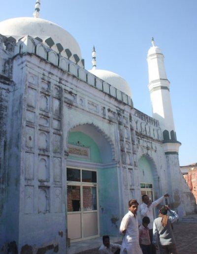 rae bareli_mosque