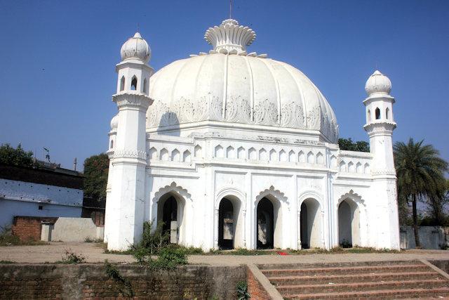 rampur_mazaar of hazrat hafiz