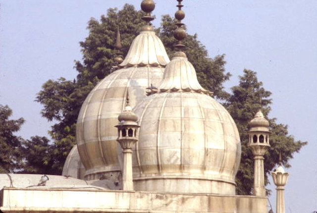 red fort_moti masjid
