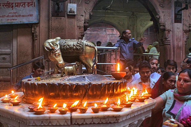 vrindavan_bankey bihari temple