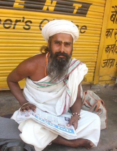 vrindavan_hindu devotee