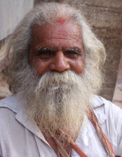 vrindavan_hindu elder