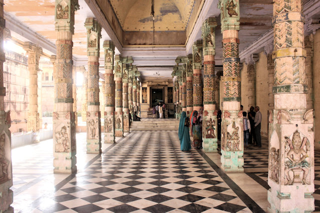 vrindavan_ranganathji temple_2