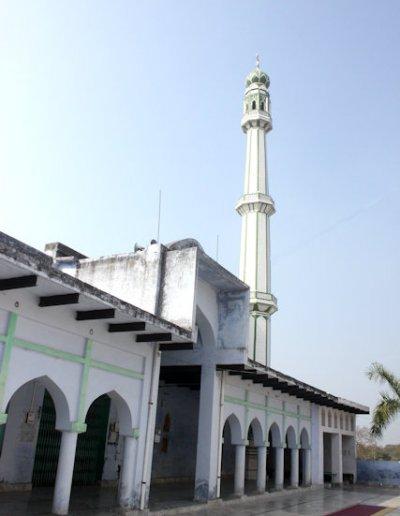 zafarabad_mosque of sheikh barha