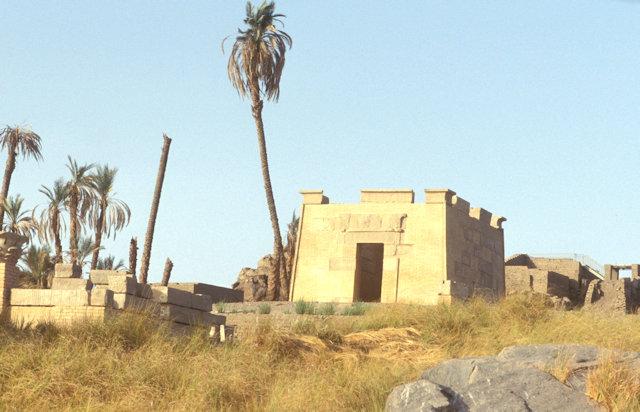 aswan_elephantine island_temple of khnum