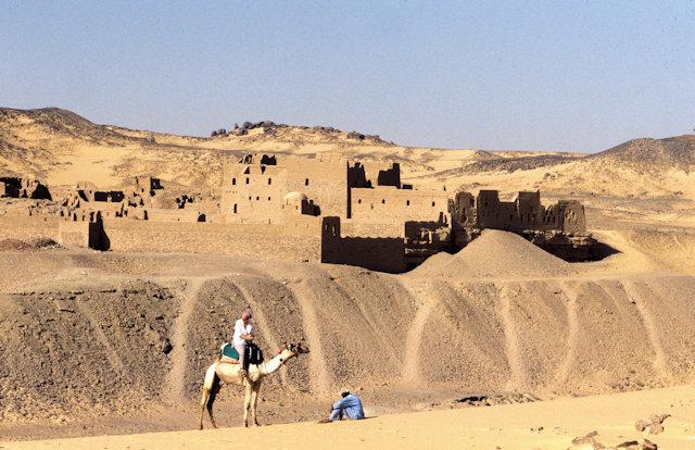 aswan_st simeon monastery_3