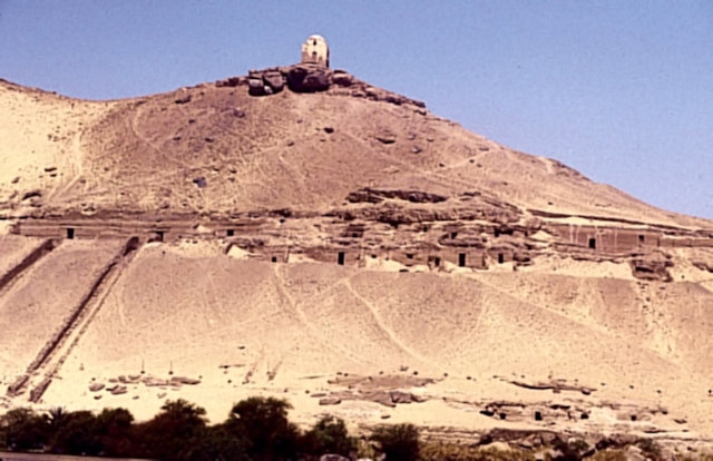 aswan_tombs of the nobles