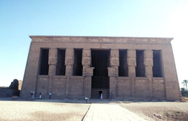 dendara_temple of hathor