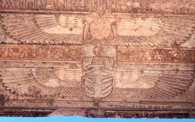 dendara_temple of hathor_4