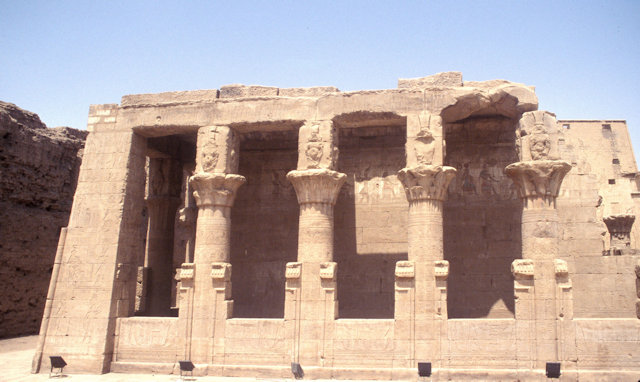 edfu_horus' birth house