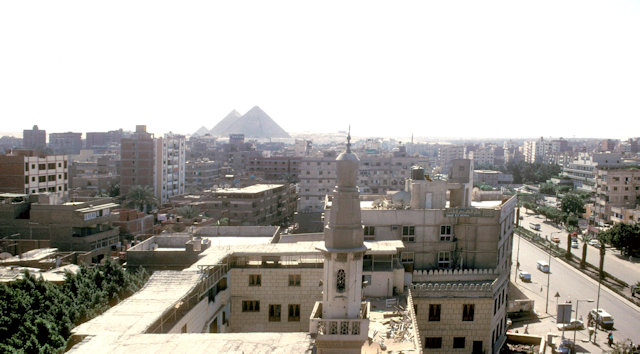 giza overview