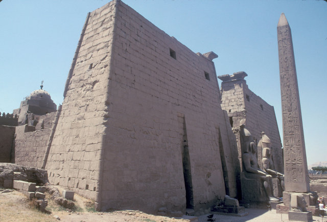 luxor_luxor temple and abu al-haggag mosque