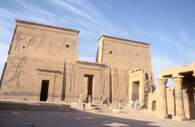 philae_temple of isis