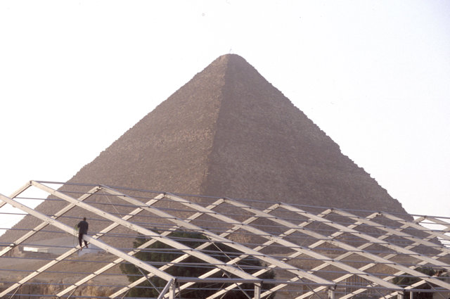pyramid of cheops_laborer