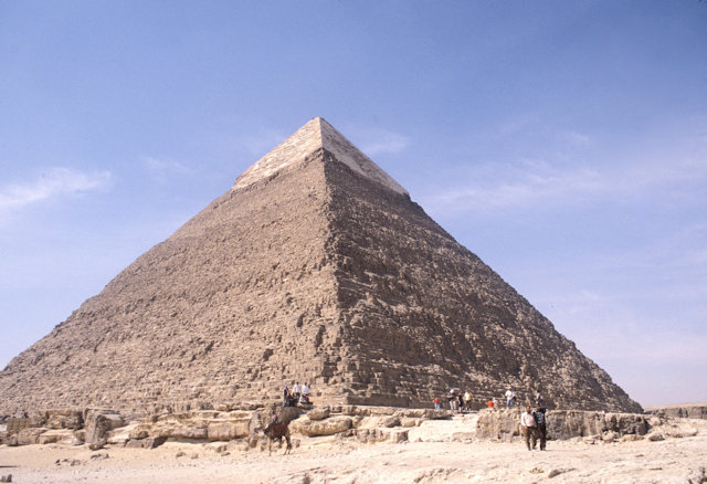 pyramid of chephren