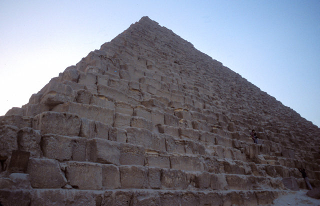 pyramid of mycerinus