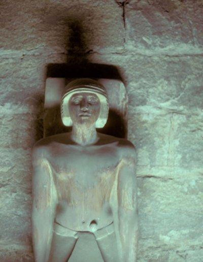 saqqara_mastaba of ti_statue of ti