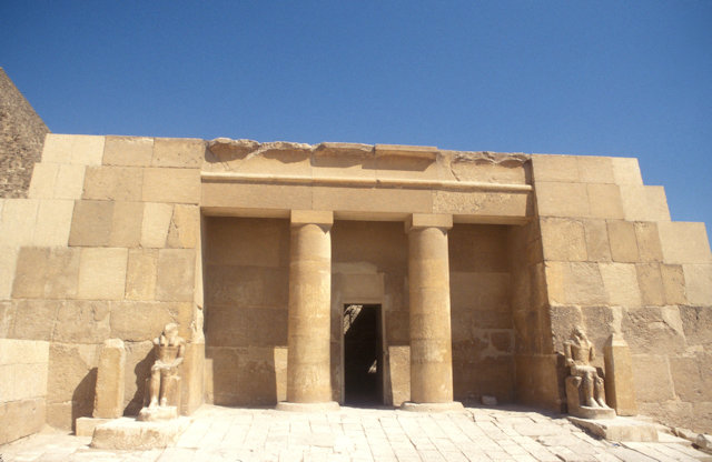 seshemnuper IV's tomb_entrance