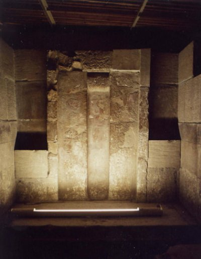 seshemnuper IV's tomb_false door