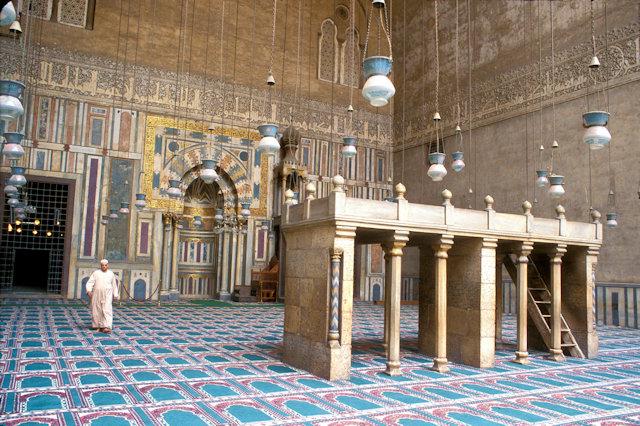 sultan hassan mosque_3