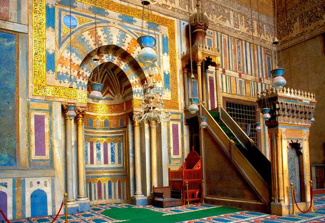 sultan hassan mosque_5