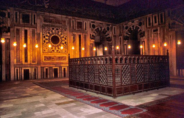 sultan hassan mosque_mausoleum