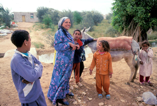 tell al-amarna_agricultural family