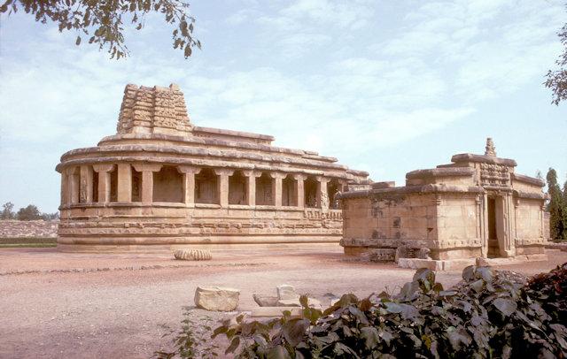 aihole_durga temple