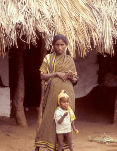 badami_mother and child