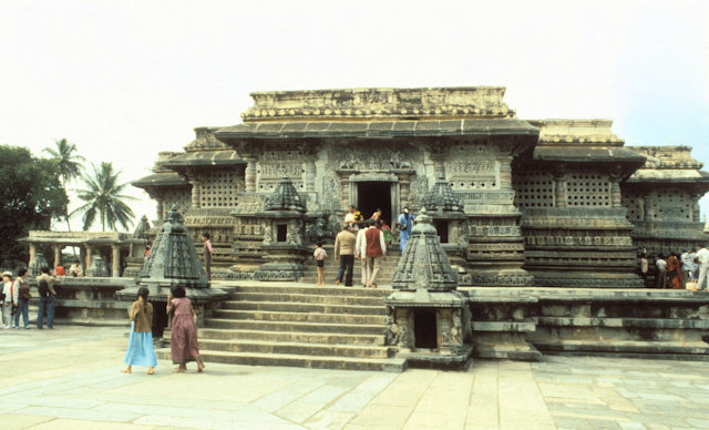 belur_chennakeshava temple